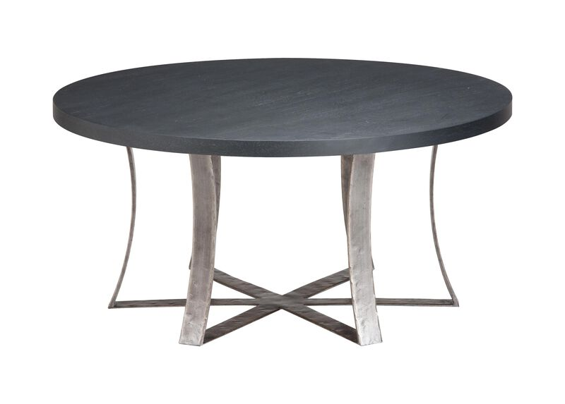 Roswell Round Coffee Table ,  , large_gray