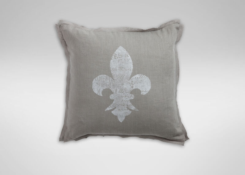 Fleur de Lis Pillow ,  , large_gray