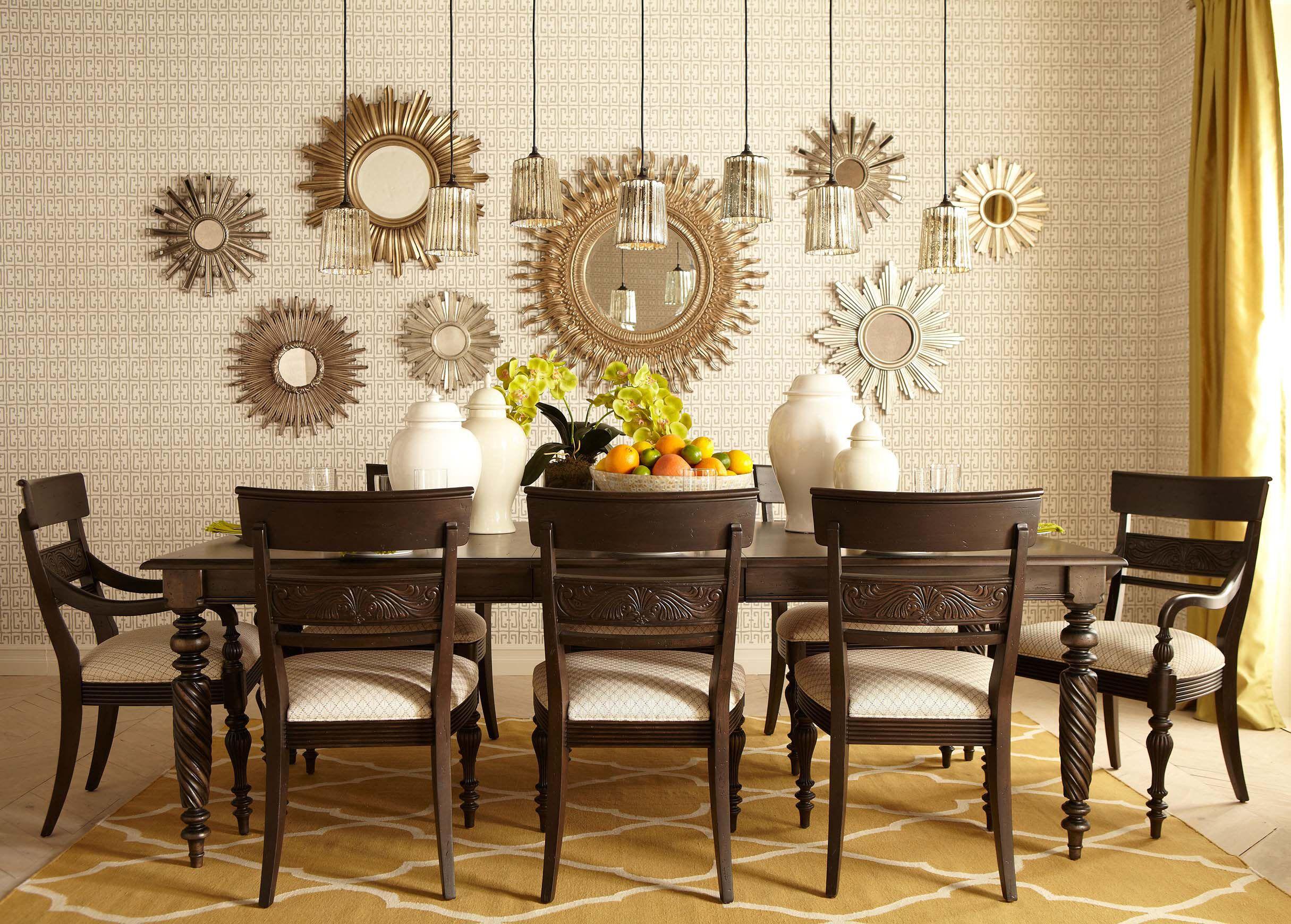 Livingston Dining Table , , Alt
