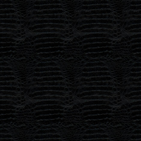 Jasper Black Leather Swatch ,  , large