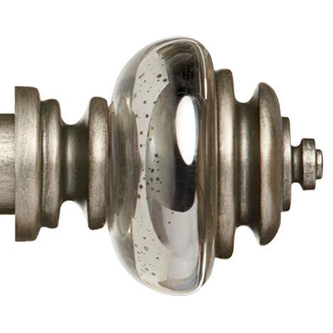 Lillian Mercury Glass Hardware, Platinum ,  , large