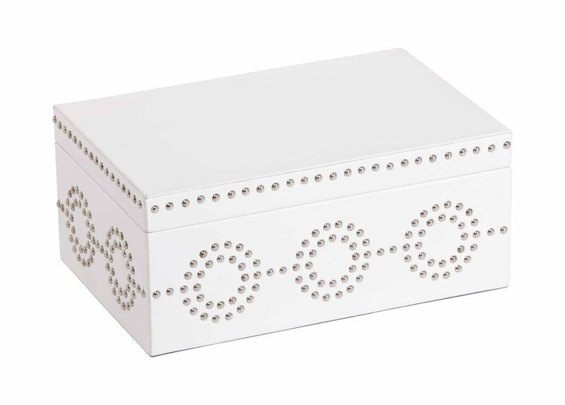 White Nail Deco Box at Ethan Allen in Ormond Beach, FL | Tuggl