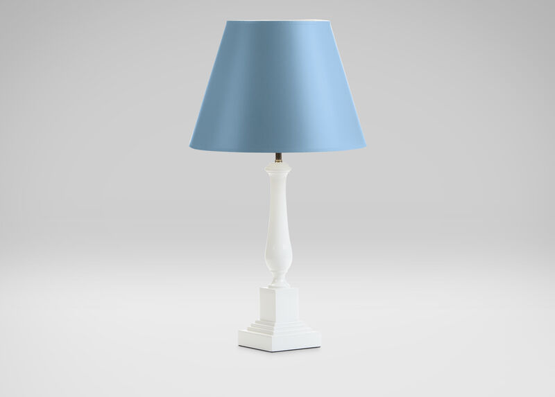 Magee Chambray Blue Table Lamp ,  , large_gray