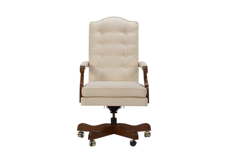Harvard Desk Chair ,  , large_gray
