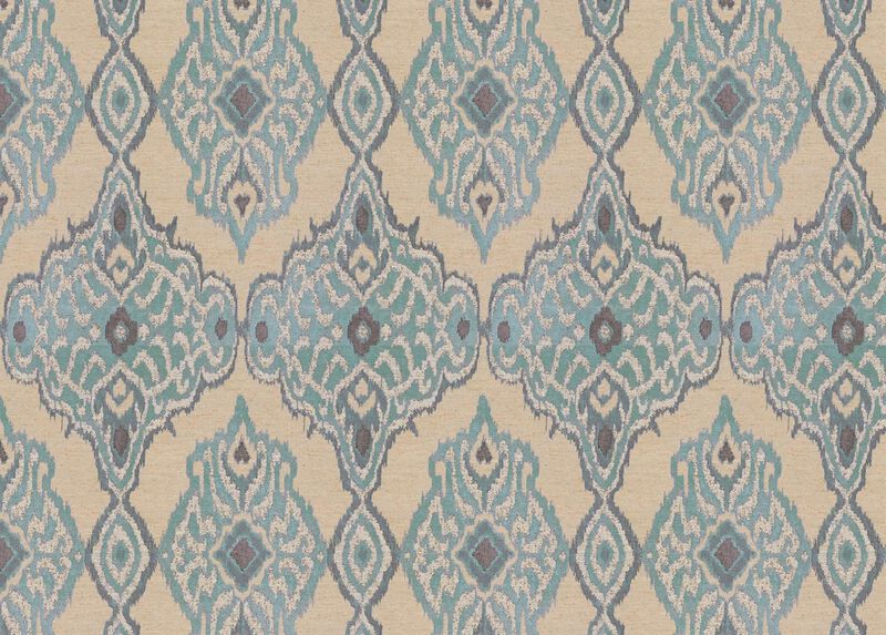Ajani Light Blue Fabric by the Yard ,  , large_gray