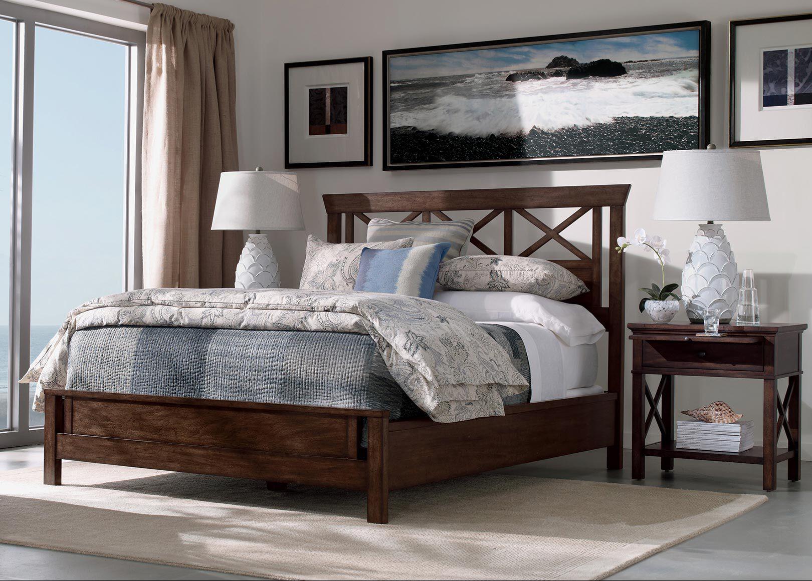 Superb Dexter Bed , , Alt. Ethan Allen ...