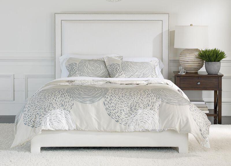 Modern Swirl Duvet Cover and Shams ,  , large_gray