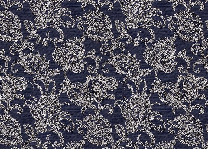 Gabriella Navy Fabric by the Yard ,  , large_gray