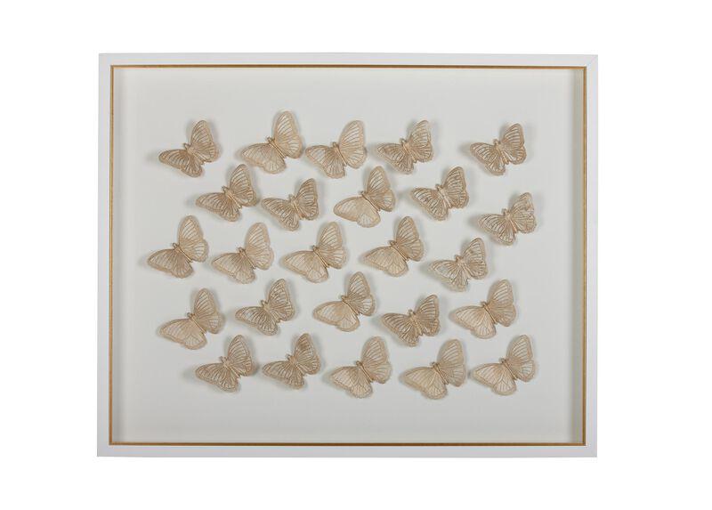 Gold  Transcendent Butterflies ,  , large_gray