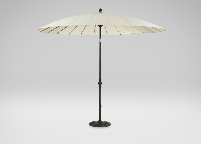 Ivory Shanghai Market Umbrella ,  , large_gray