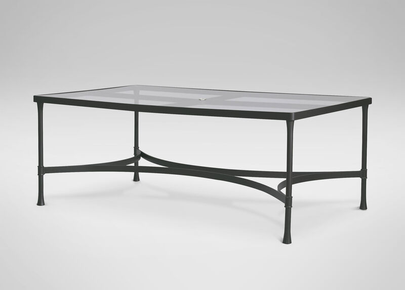 Biscayne Rectangular Dining Table ,  , large_gray