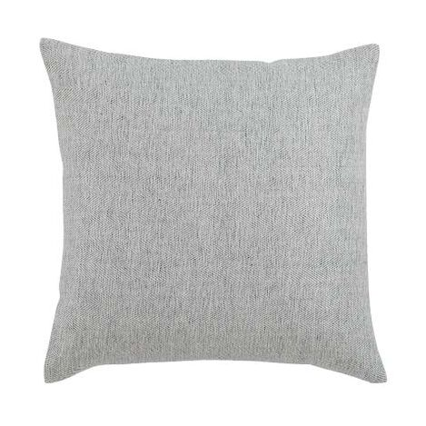"Linen Herringbone Pillow 20"" ,  , large"