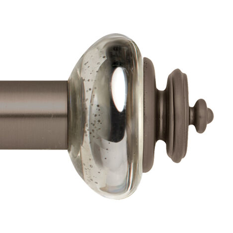 Nora Mercury Glass Hardware, Bronze ,  , large