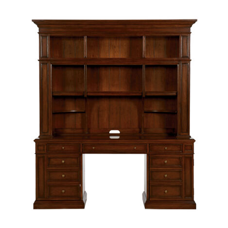 Buckley Credenza and Bookcase ,  , large