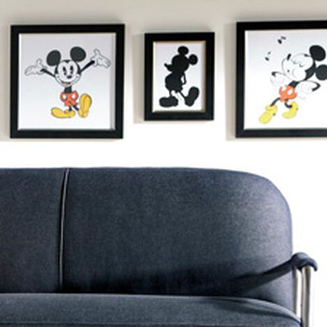 Mickey Mouse Silhouette III ,  , hover_image