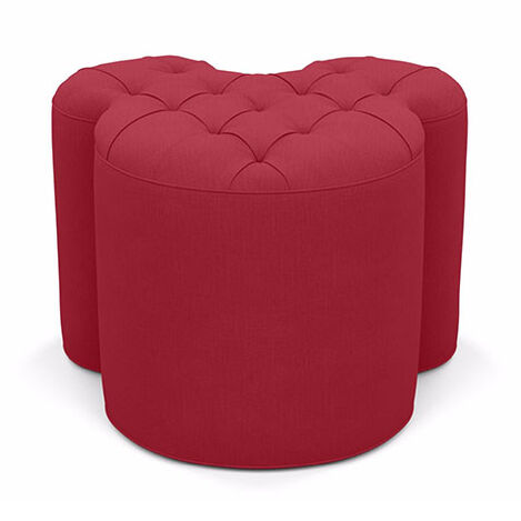 Mickey Mouse Pull-Up Ottoman ,  , large