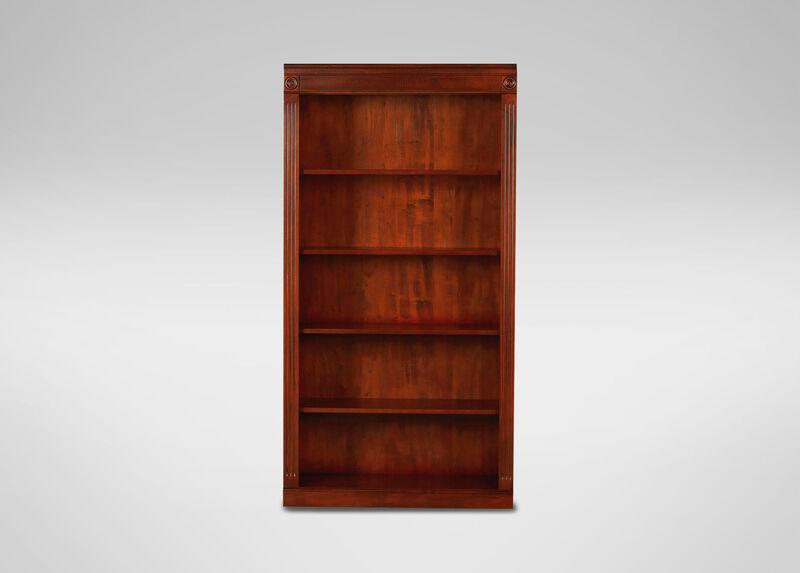 Crawford Medium Bookcase ,  , large_gray