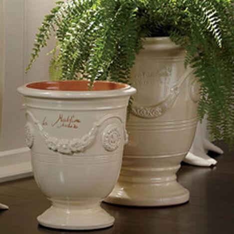 Anduze No.4 Ivory Planter ,  , hover_image