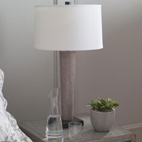 Mila Concrete Table Lamp ,  , hover_image