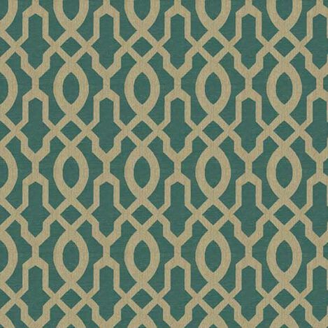 Maj Teal Fabric ,  , large