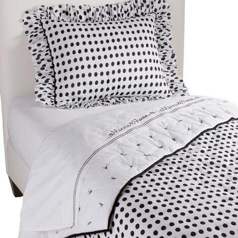 Midi Dotty Comforter and Sham ,  , large