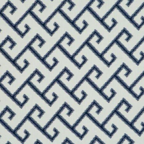 Ventura Indigo Fabric ,  , large