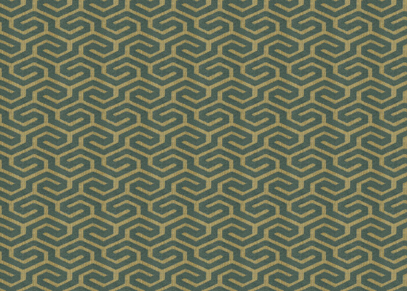 Declan Teal Fabric by the Yard ,  , large_gray