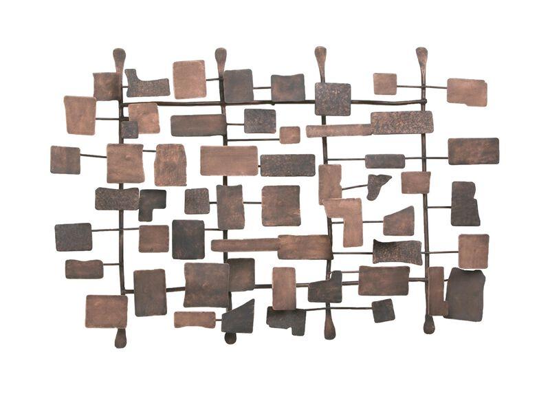 metal wall sculpture sculptural dimensional. Black Bedroom Furniture Sets. Home Design Ideas