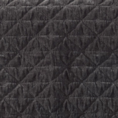 Gresham Charcoal Velvet Coverlet and Shams ,  , hover_image