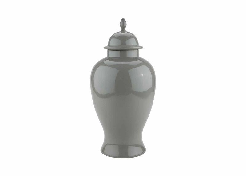 Large Gray Temple Jar ,  , large_gray