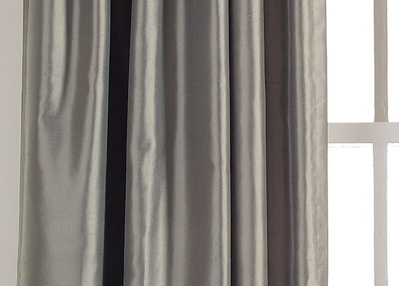 Mineral Satin Dupioni Fabric ,  , large_gray