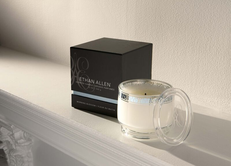 Morning Blossom Small Candle ,  , large_gray
