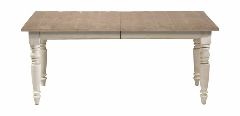 Miller Rustic Dining Table ,  , large_gray