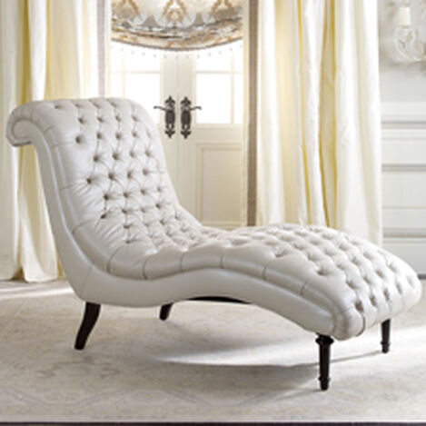 Harlowe Leather Chaise ,  , hover_image