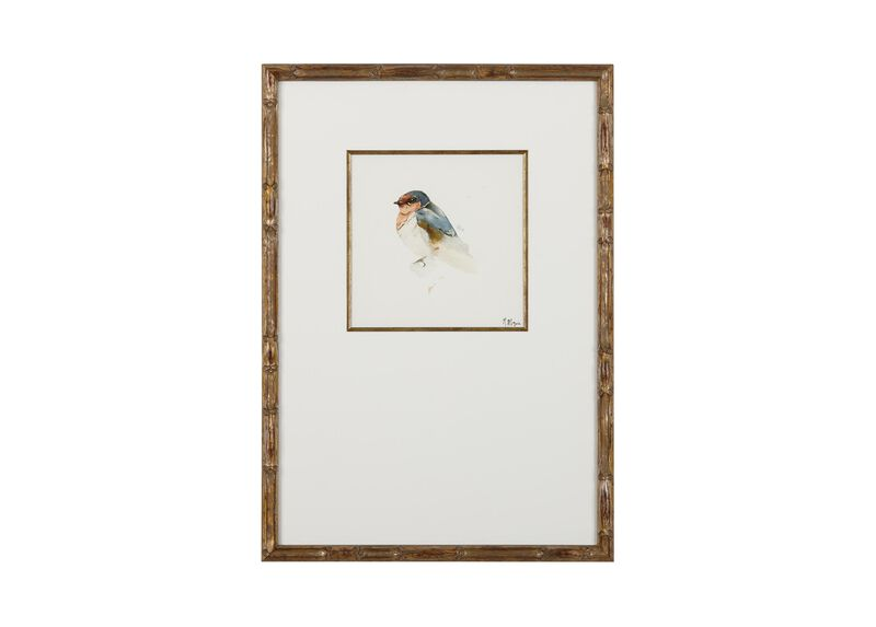 Watercolor Bird I ,  , large_gray