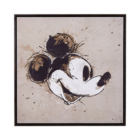 Abstract Mickey ,  , large
