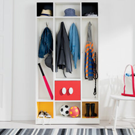 Mickey Mouse Colorblocked Cubbies ,  , hover_image
