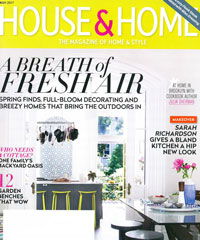 Canadian House and Home May 2017