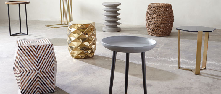 Shop Side Accent Tables