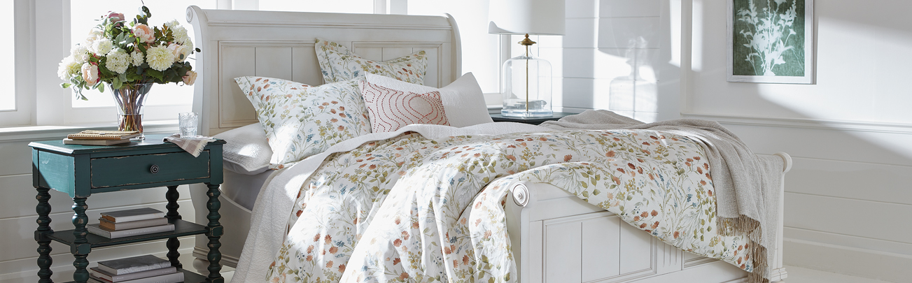 ethan allen bedding collections