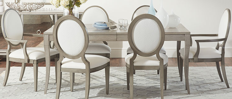 Dining Room Chair Delectable Shop Dining Chairs & Kitchen Chairs  Ethan Allen Decorating Design