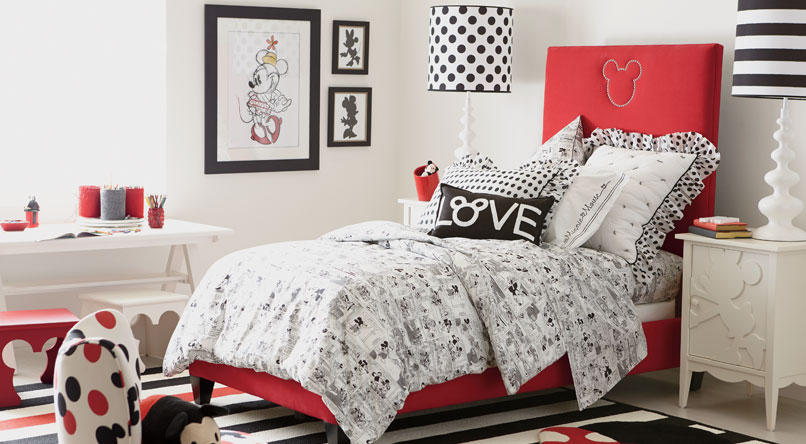 shop disney bedroom disney bedroom collection ethan allen. Black Bedroom Furniture Sets. Home Design Ideas