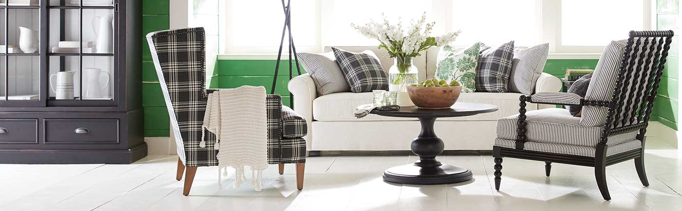 Shop New Living Room Seating What S New Ethan Allen