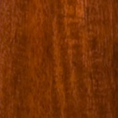 Tamarind (262): Mahogany patina stain, glazed, distressed.