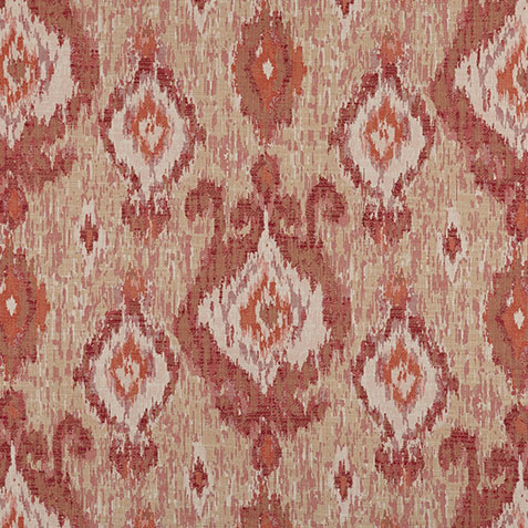 Anya Coral Fabric By the Yard ,  , large