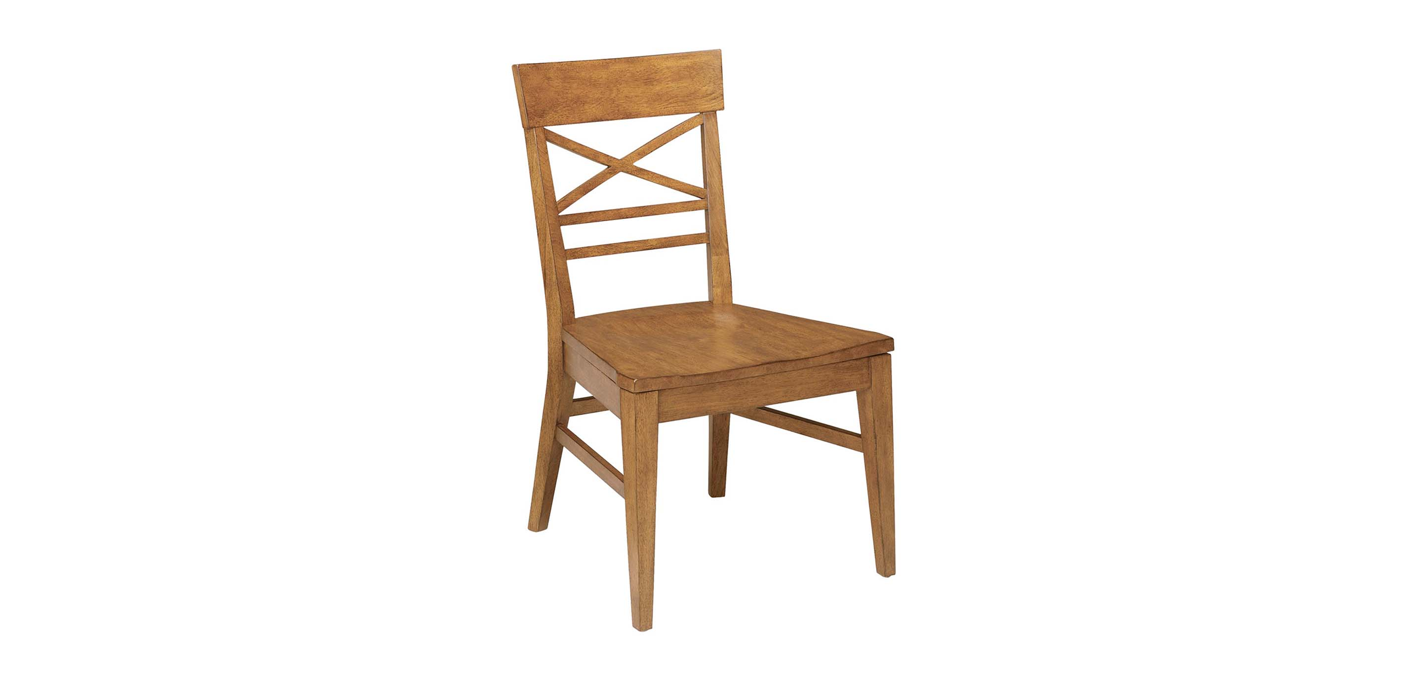 Blake Wood Seat Side Chair Side Chairs