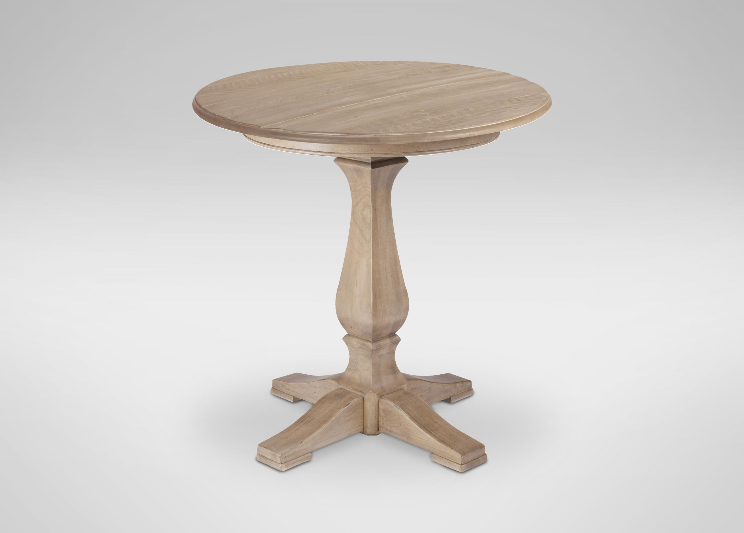 Cameron counter height rustic dining table dining tables - Dining table size for ...
