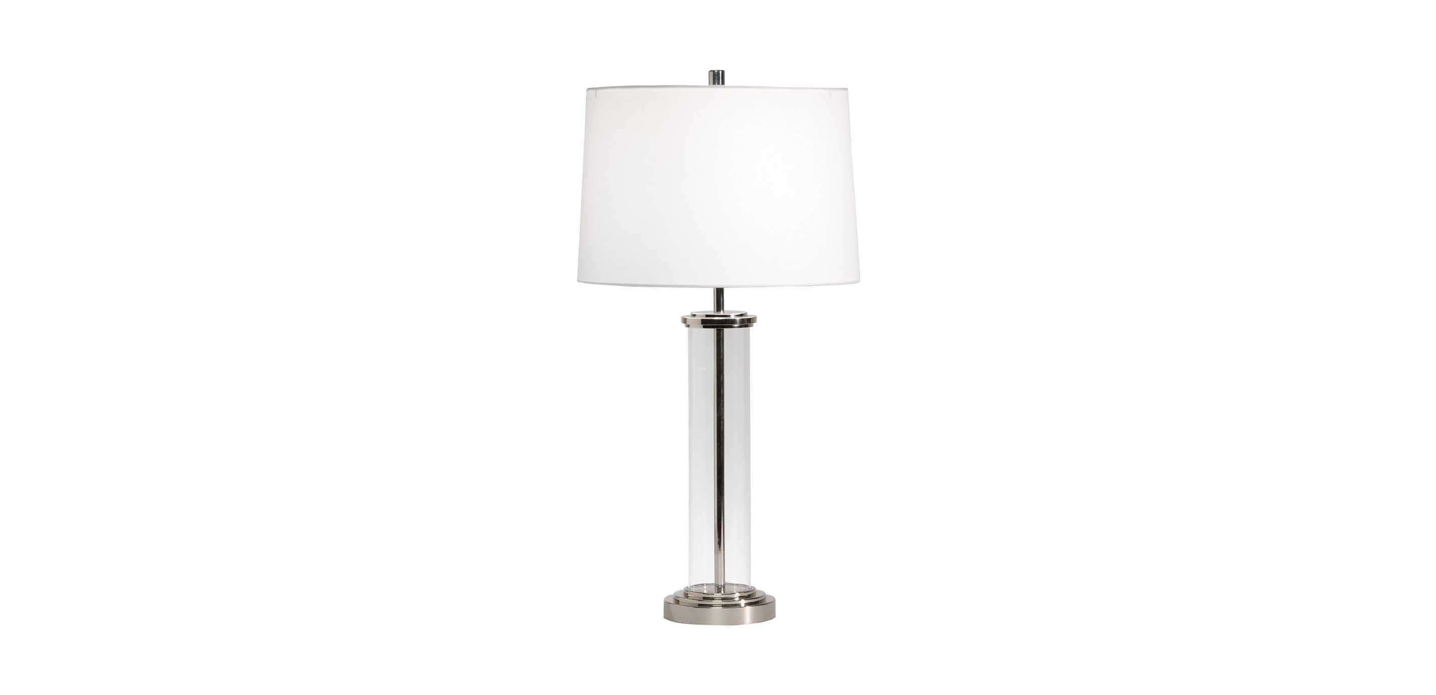 Glass Cylinder Accent Lamp Desk Amp Accent Lamps Ethan Allen