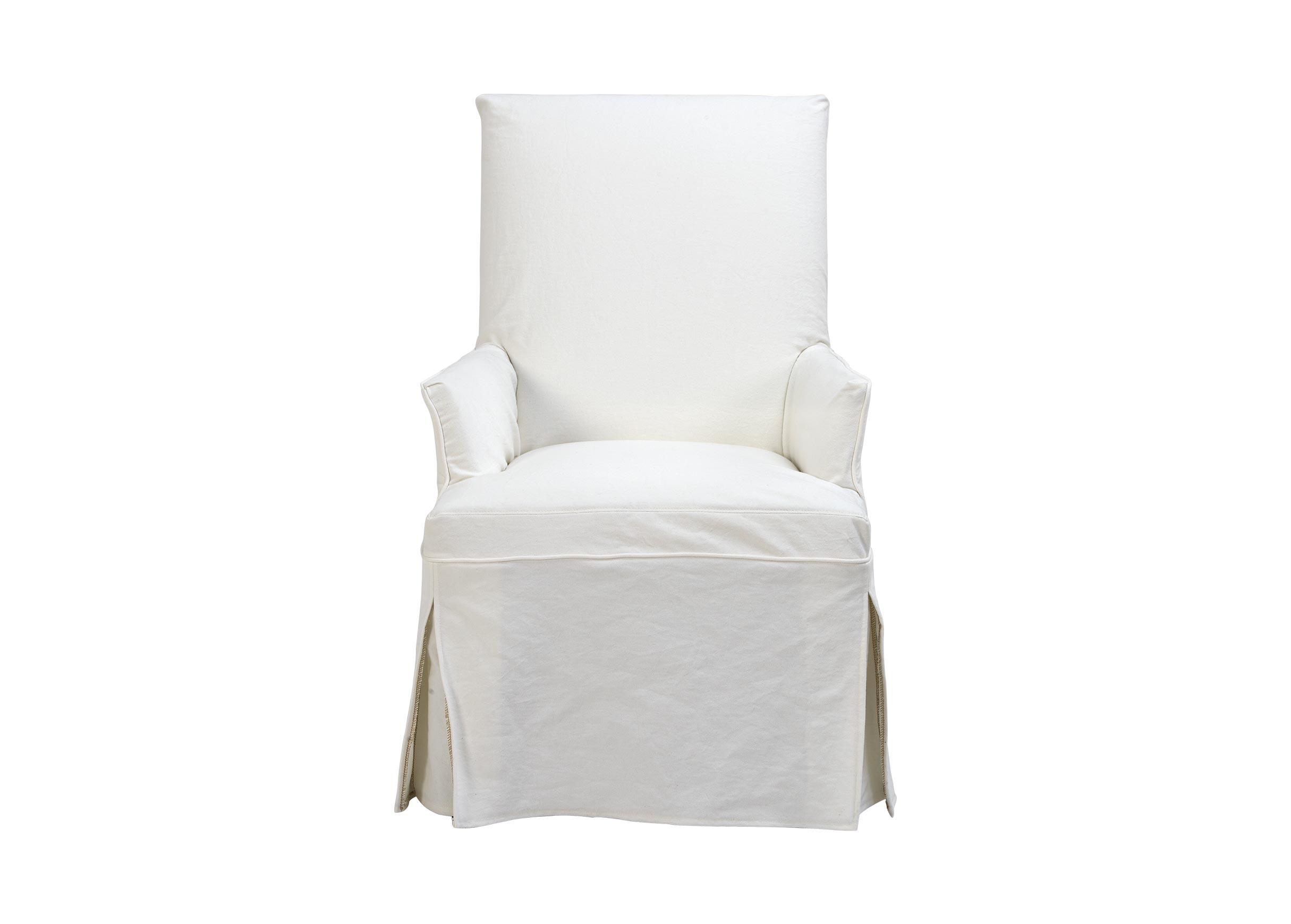 Dayton Slipcovered Chair
