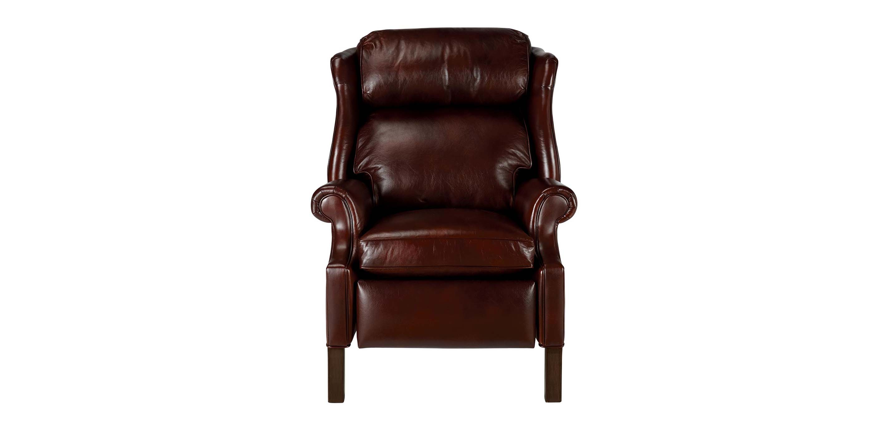 Townsend Leather Recliner Recliners